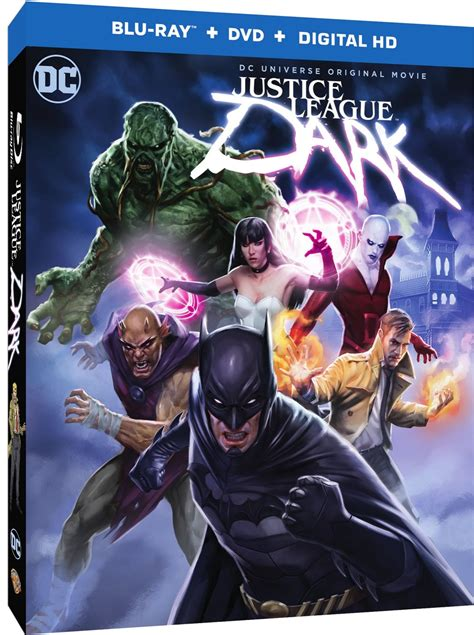 justice league dark film news justice league dark film 2017 allocin 233