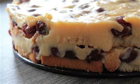 kirsch pudding kuchen kirschkuchen pudding rezepte suchen