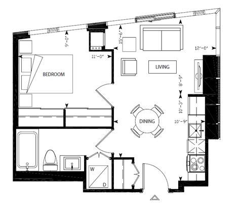 169 fort york blvd floor plans librarydistrict rand 1bdr 466sqft library district condominiums at 170 fort york boulevard