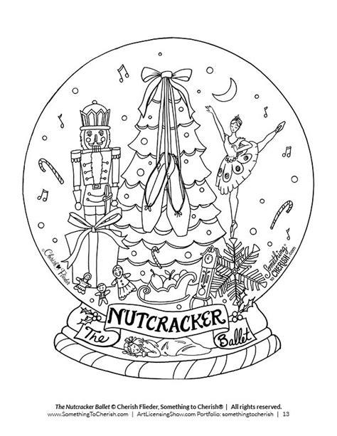nutcracker suite coloring pages 1000 ideas about nutcracker crafts on pinterest