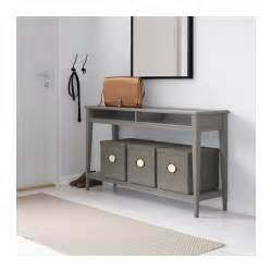 ikea liatorp tisch liatorp console table grey glass 133x37 cm ikea