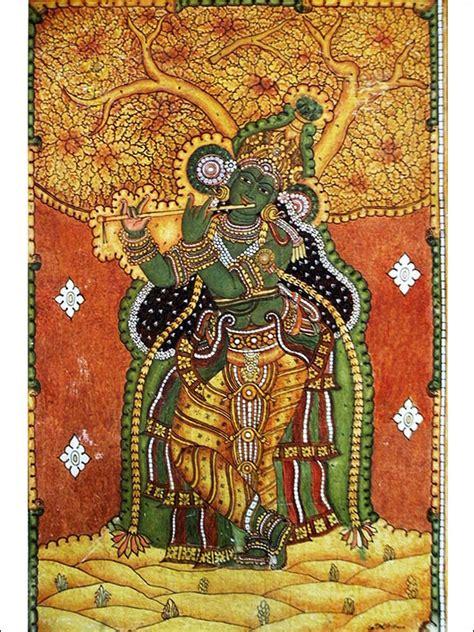 dsource design gallery  guruvayur mural paintings