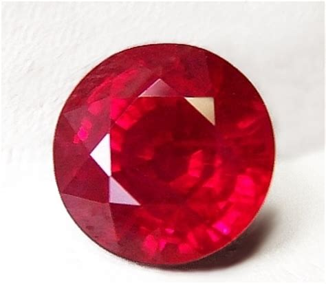Fs1604 Top Blood Ruby Niassa Unheated Rubies For Vedic Astrology Ayurveda And Healing