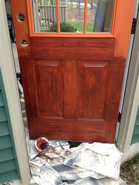 paint colors that look like wood stains wood doors and colors on