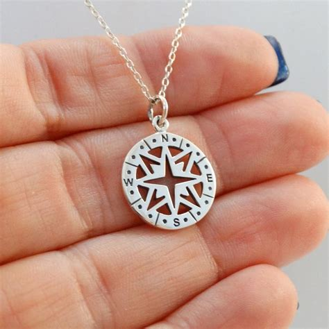 Compass Necklace best 25 compass necklace ideas on college