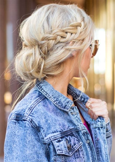 hairstyles for turning 30 1000 ideas about hairstyles on pinterest prom hair