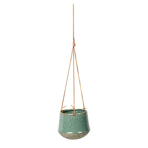 hanging pot hanging annie plant pot feather marble