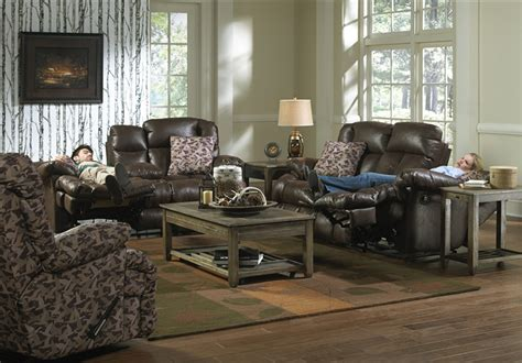 duck dynasty home decor duck dynasty cedar creek lay flat reclining sofa with drop