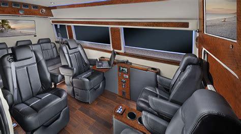 luxury minivan mercedes custom sprinter vans luxury conversion vans sprinter