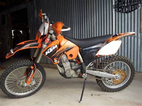 2005 Ktm 450 Exc For Sale Must Sell 2005 Ktm 450 Exc For Sale On 2040 Motos