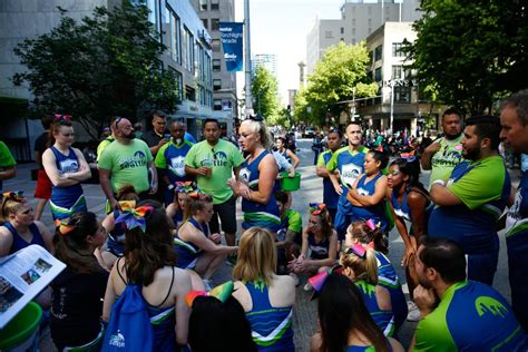 seattle pride the future of pride photos outfits dance and smiles at the seattle pride
