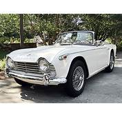 TR4 – Triumph Club Vintage Register