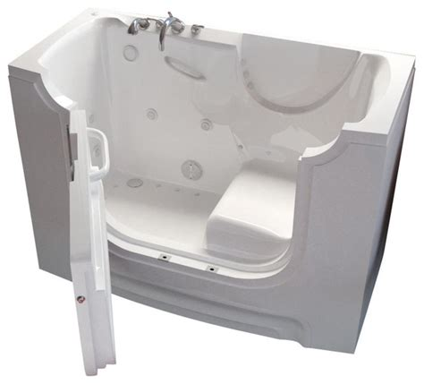 wheelchair accessible bathtubs meditub 30x60 whirlpool and air jetted wheelchair