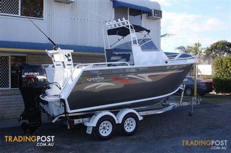 boat for sale australia trading post horizon 570 sportsfisher walkaround aluminium cabin boat