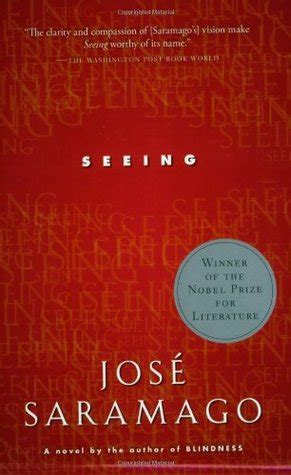 seeing books seeing blindness 2 by jos 233 saramago reviews