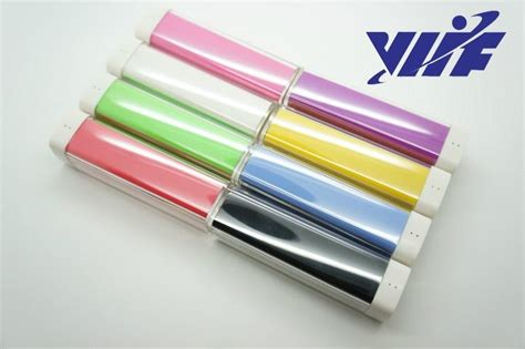 innovative home products colorful 2200mah innovative product ideas power bank for