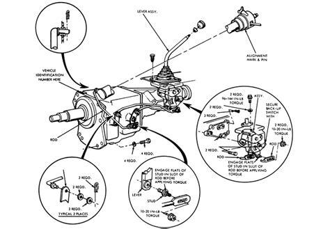 1954 ford f100 3 sd transmission diagram ford auto parts