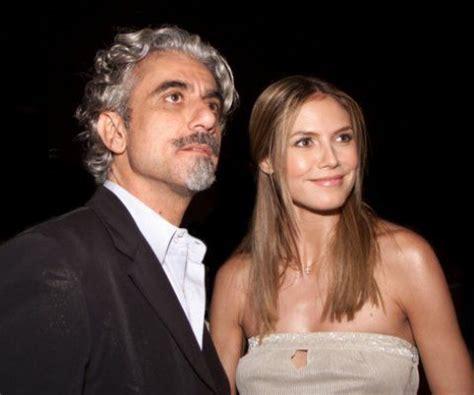 heidi klum and husband supermodel heidi klum doesn t wait for her divorce from