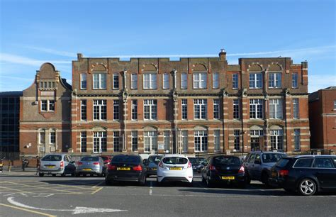 The Place Of York File City College Brighton Hove Former York Place Board School Pelham Brighton