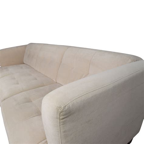 tufted button sofa 56 off macy s macy s alessia pearl button tufted sofa