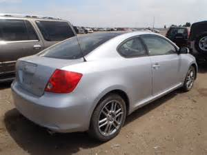 Toyota Scion Tc 2005 Jtkde167250022773 Bidding Ended On 2005 Silver Toyota