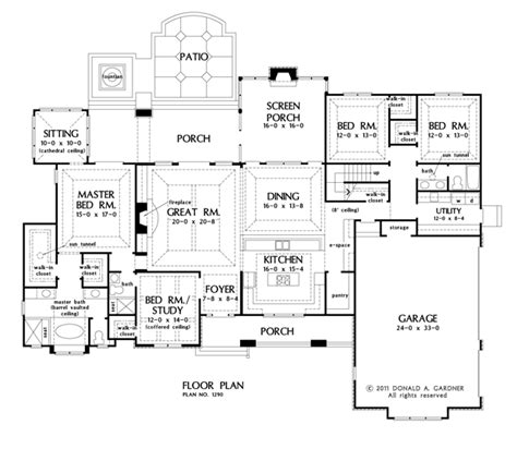 large open kitchen floor plans open living archives house plans blog