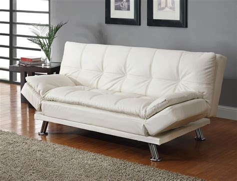 sofa bed collection reviews sofa bed white sofa from coaster 300291 coleman furniture