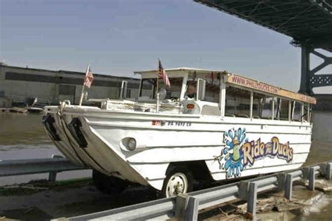 philadelphia duck boat the fatal history of philly s duck boats