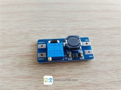 Dc Dc Step Up Power 2a Module Mt3608 Power Booster Dc To Dc mt3608 2a dc dc step up power module inspired by lnwshop