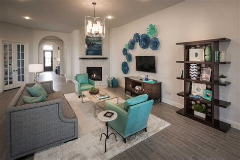 model home in dallas fort worth windsong ranch