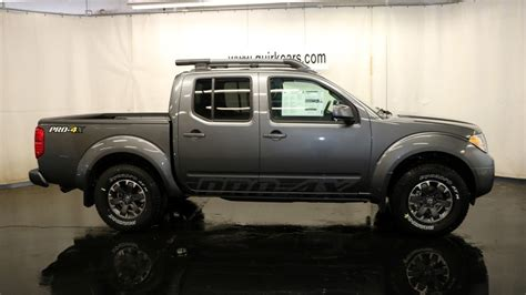 nissan frontier pro 4x 2017 new 2017 nissan frontier pro 4x crew cab pickup in quincy