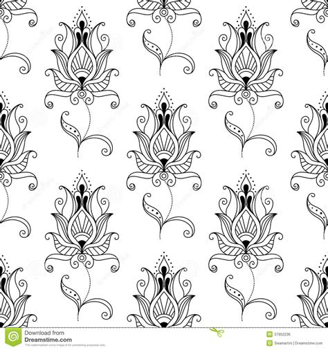 repeat pattern motifs persian floral patterns www imgkid com the image kid