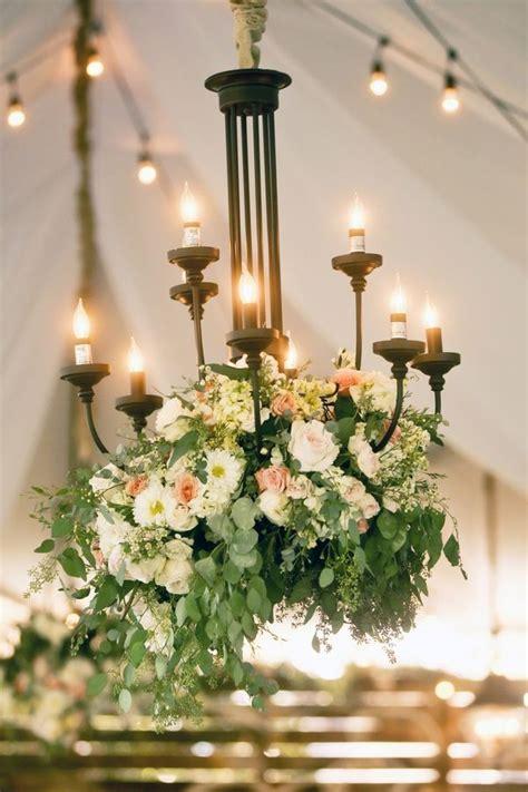 stunning wedding flower chandelier ideas wow  guests