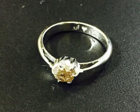 cincin berlian asli permata asli untuk tempahan