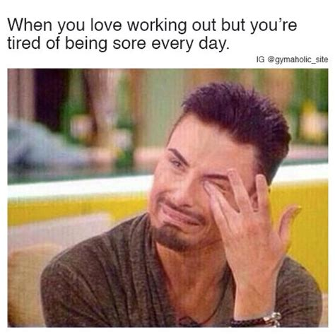 Working Out Meme - 10 funny memes about working out wishing for gains