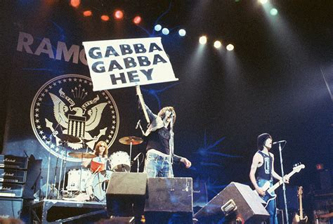 gabba gabba hey 40 years of ramones in pictures the guardian