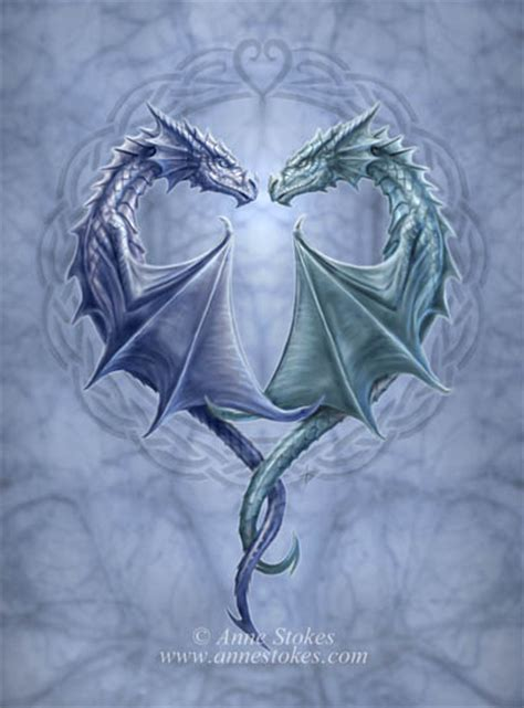 dragon tattoo for couples anne stokes images dragon heart wallpaper photos 25669217