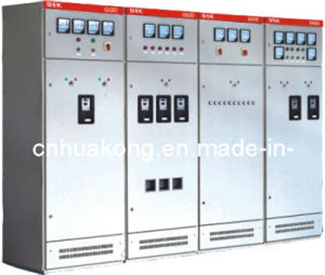 electrical cabinet hs code china ggd low voltage ac distribution electric cabinet