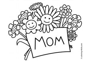 hard coloring pages for mother s day 259 free printable mother s day coloring pages