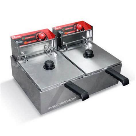 Mixer Roti Fomac electric fryer astro fry ezl2 astro mesin