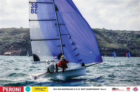 skiff versus boat 13ft and 16ft skiffs age and treachery versus youth and
