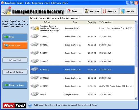 full data recovery after format do you regret formatting partitions use minitool power