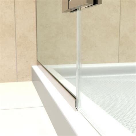 Image Ultra Shower Door Aqua Ultra Hinged Shower Door