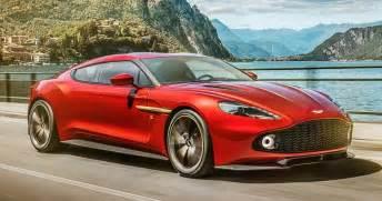 4 Door Aston Martin Rapide Redemption Aston Martin Vanquish Zagato 4 Door Concept