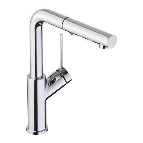 spray taps kitchen sinks abode virtue angle pull out spray kitchen tap sinks taps com