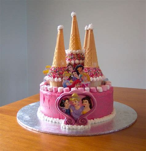 Princess Cake Decorations by 17 Best Ideas About Disney Princess Cakes On