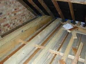 converting a loft into a new room bit by bit