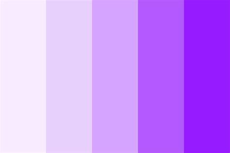 purple color palette the color purple color palette
