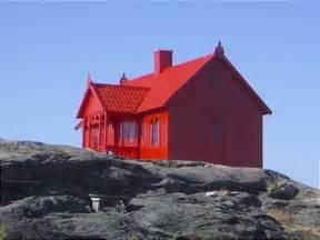 rote haus hausfassade farbe 65 ganz gute vorschl 228 ge archzine net