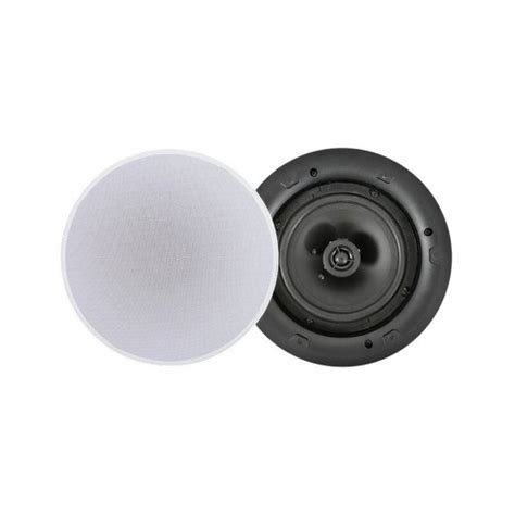 Low Profile Ceiling Speakers adastra 6 quot low profile ceiling speaker 952 261uk tradeworks